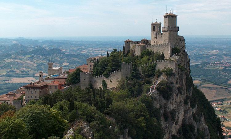 1° Congresso Nazionale Cure Territoriali San Marino 17-18 Novembre 2017