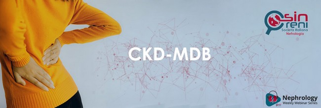 Nephrology: Weekly Webinar Series CKD-MBD La biopsia ossea 23/02/2021